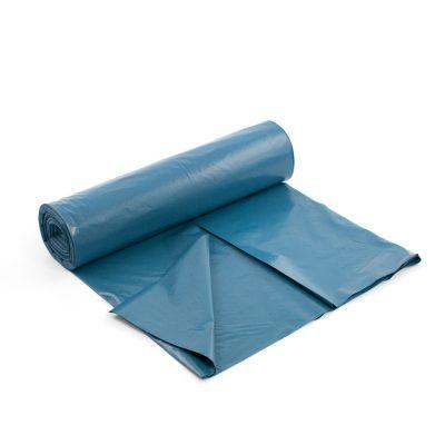 sopsäck 125L industri blå